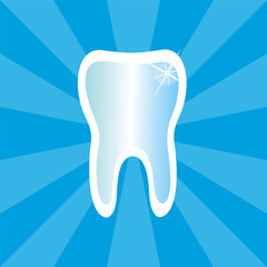 Dental Treatment Symbol Tooth Icon