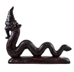 Great Naga, snake figure sculpture