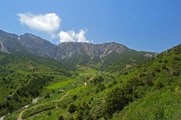 "Mountain Range ""Katran"""
