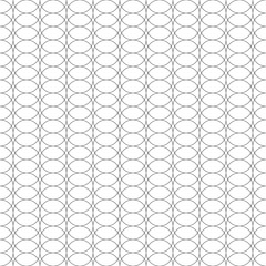 Round geometric seamless pattern. Fashion graphic background design. Retro stylish circle texture. Monochrome template. Can be used for prints, textiles, wrapping, wallpaper, website, blog etc. VECTOR