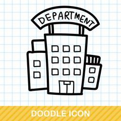 department store color doodle