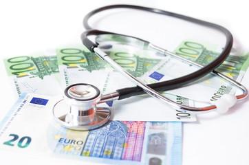 Gesundheitskosten, Krankengeld, Kosten für Behandlung