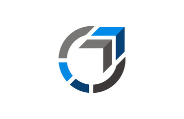 arrow round logo