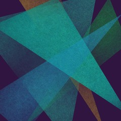 triangle background with abstract angles