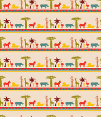 Pattern of Africa