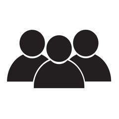 person icon symbol Illustration design
