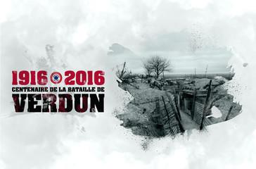 Bataille de Verdun - 1916/2016