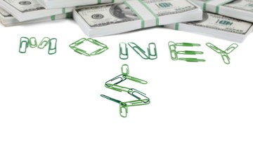 paperclips and dollars