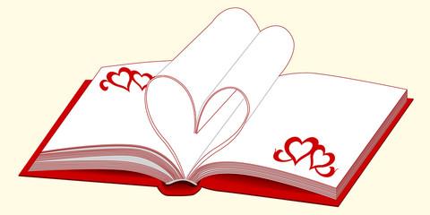 Valentinstag - Buch