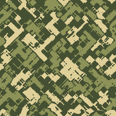 Military  seamless
