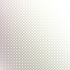 White grey circles