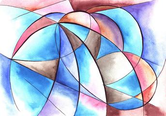 Abstract art design