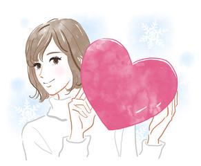 バレンタインのイメージ