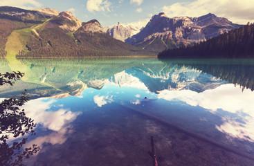 Wall Murals Lake in Canada