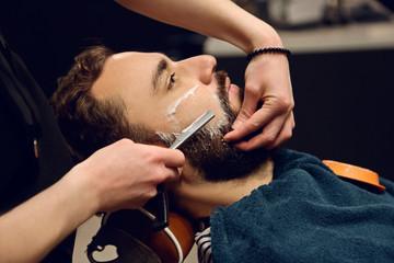 Cutting beard