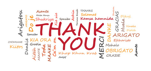 how to say thank you in different languages video