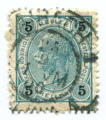 The Postage stamp.