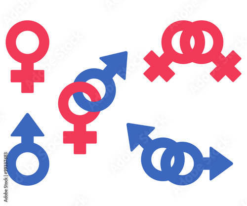marriage Pro symbol heterosexual