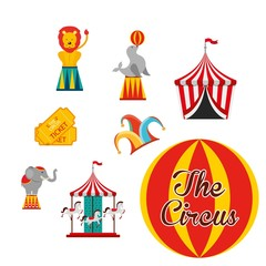 circus entertainment design