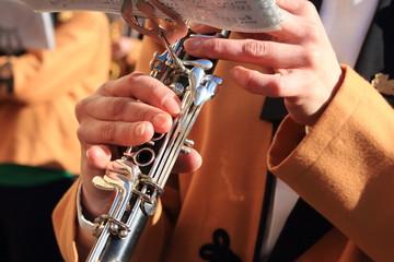 banda musicale carnevale di scandiano