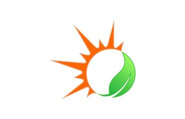 ecology sun logo