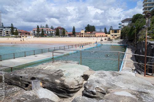 Queenscliff swimming pool