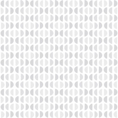 Consecutive semicircles background.Seamless pattern. Vector. 連続した半円のパターン