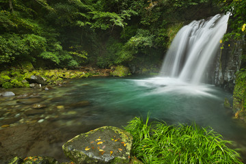 Kawazu waterfall trail, Izu Peninsula, Japan