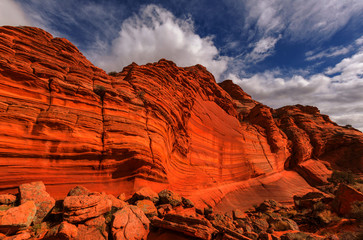 Stores photo Rouge Coyote Buttes