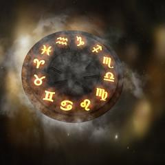 Tierkreis - Horoskop - Space