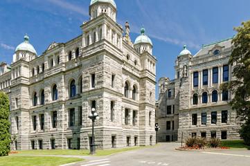 Parlamentsgebäude von Victoria - Vancouver Island - Kanada