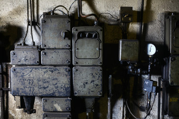 Vintage electrical system