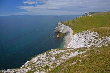 Fotomurales - Dorset, Jurassic Coast, Isle of Purbeck, St. Oswald's Bay