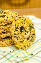 Khao Tan - Rice Cracker - Thailand Food