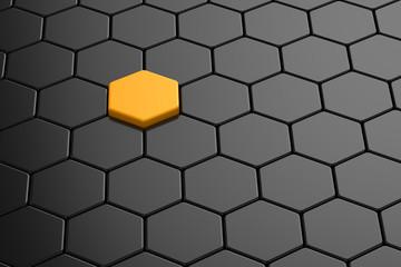 Different hexagon shape