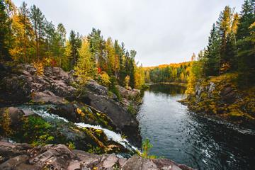 North lake in Karelia