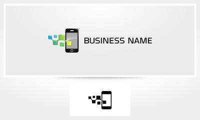 Smartphone Data Logo