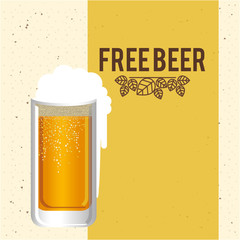 cold beer design