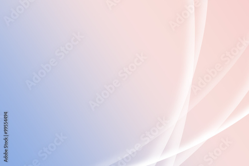 Simple Abstract Blurry Rose Quartz And Serenity Colored Background