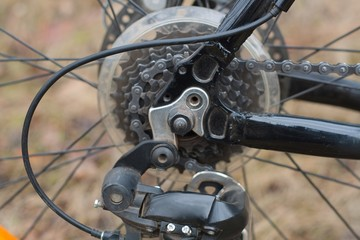 disk brakes by bicycle