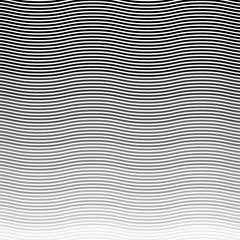 background wavy stripes pattern