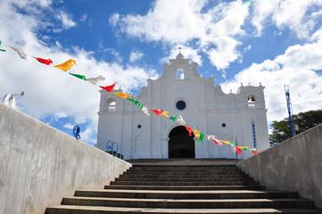 Church of Apaneca, El Salvador
