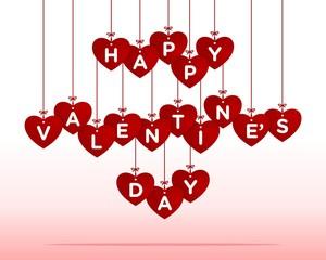 Valentine's Day Greeting Card v.4