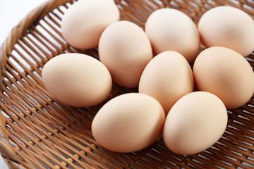 産みたての卵