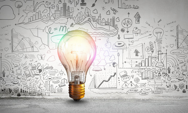 Bright idea for business growth