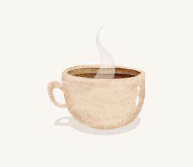 コーヒー淹れたて