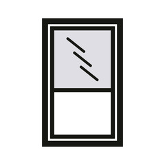window icon.vector illustration.