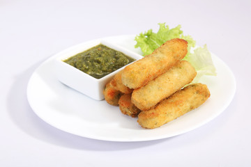 Corn & potato Cutlet – Indian Snack
