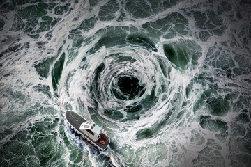 The horrible whirlpool