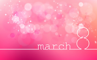 International Womens Day on March 8